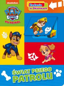 Psi Patrol Zadania w okienkach 1 Świat Psiego Patrolu