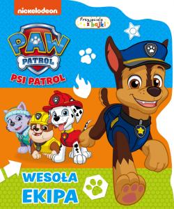 Psi Patrol Przyjaciele z bajki 2 Wesoła ekipa