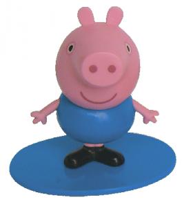 Świnka Peppa magazyn Wydanie specjalne 1/2017 z figurką George'a