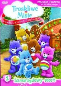 MiniMini+ Magazyn + Troskliwe Misie DVD 1 Szmaragdowy most