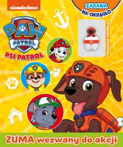Psi Patrol Zabawa na okrągło 6 Zuma wezwany do akcji