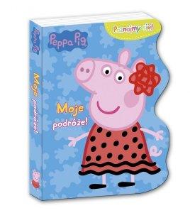 Świnka Peppa Poznajmy się! 2 Moje podróże