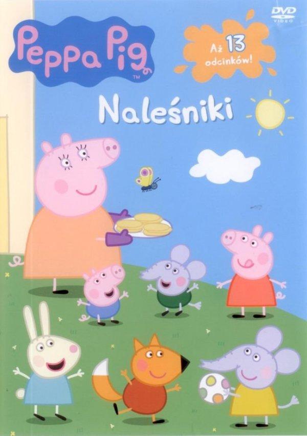 Świnka Peppa DVD Naleśniki