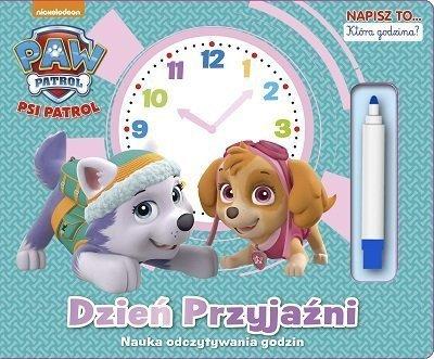 Psi Patrol Która godzina? Dzień przyjaźni