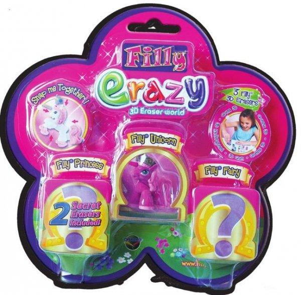 Filly Magiczna kraina 1/2014 + zestaw Filly Erazy