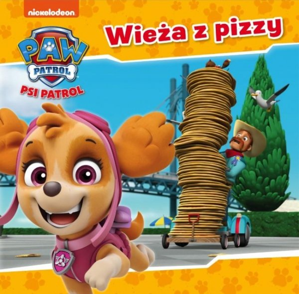 Psi Patrol Wieża z pizzy