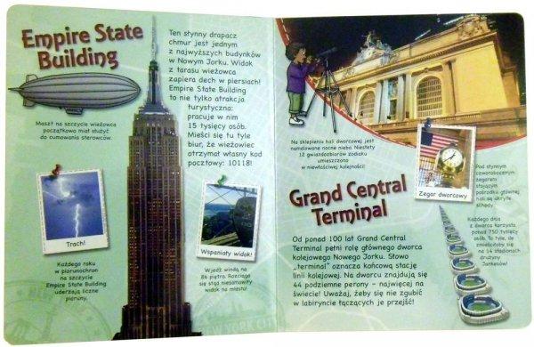 Nowy Jork Moc zabawy