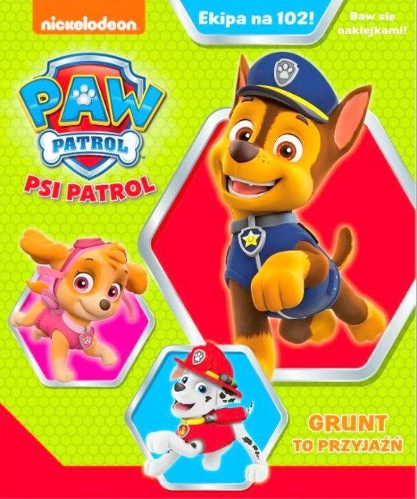 Psi Patrol Grunt to przyjaźń