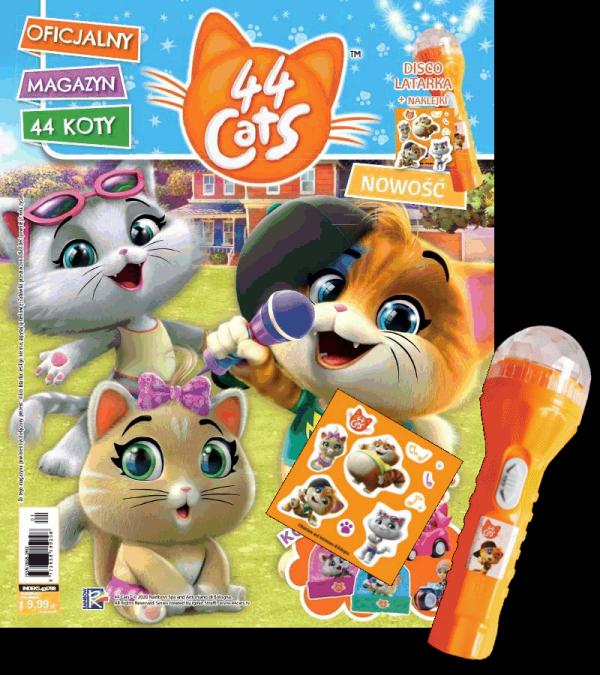 44 koty oficjalny magazyn 1/2020