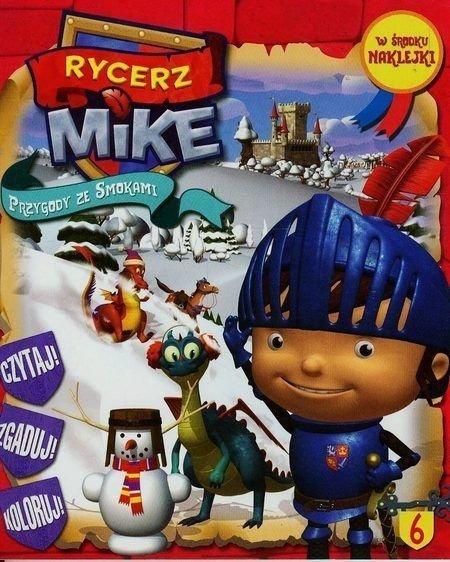 Rycerz Mike 6 Przygody ze smokami