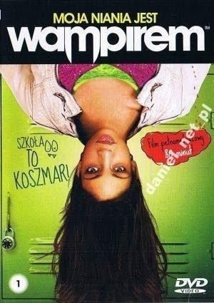 Moja niania jest wampirem 1 (DVD)