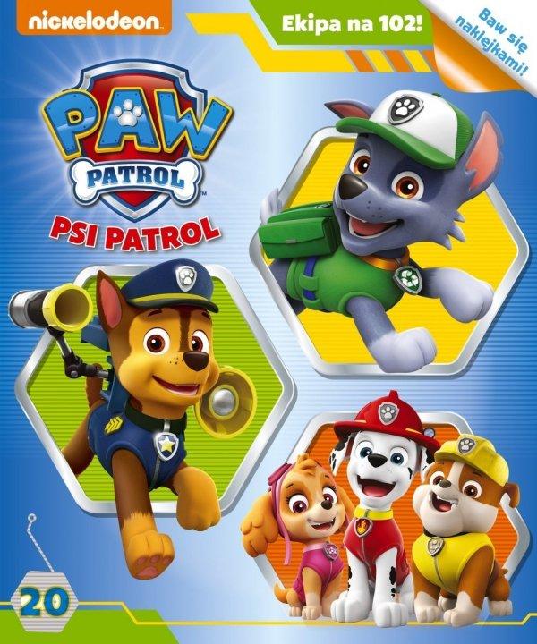 Psi Patrol Ekipa na 102! 20