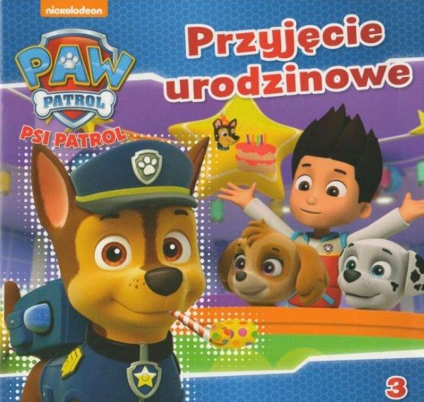 Psi Patrol 3 Przyjęcie urodzinowe