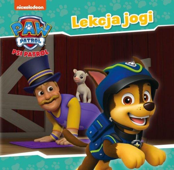 Psi Patrol Lekcja jogi