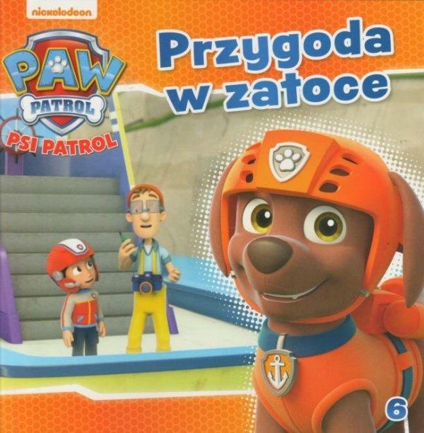 Psi patrol 6 Przygoda w zatoce