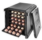Pojemnik termoizolacyjny BOX COMBI 600x400 COOKPRO 240010002 240010002