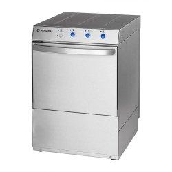 Zmywarko wyparzarka uniwersalna 400/230V z dozownikiem płynu myjącego i pompą zrzutową STALGAST 801507 801507