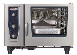 Piec konwekcyjno-parowy CombiMaster® Plus 62 Elektryczny RATIONAL B629100.01.202 CombiMaster® Plus 62 Elektryczny