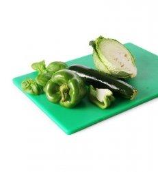 Deska do krojenia HACCP  450x300  zielona do warzyw REVOLUTION 825549 825549