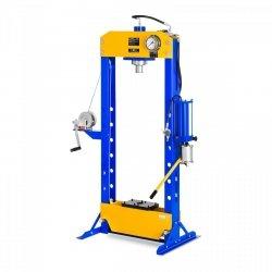 Prasa hydrauliczno-pneumatyczna - 50 t - 624 bar MSW 10060303 MSW-WP-50T-P