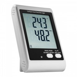 Rejestrator temperatury i wilgotności - LCD STEINBERG 10030316 SBS-DL-123L
