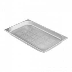 Pojemnik gastronomiczny - GN 1/1 - 40 mm - perforowany ROYAL CATERING 10011047 RCGN-P1/1X40