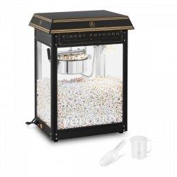 Maszyna do popcornu - czarno-złota ROYAL CATERING 10011100 RCPS-BG1