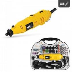 Multiszlifierka - 135 W - 188 elementów MSW 10060243 MULTI-GRIN135.4