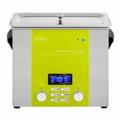 Myjka ultradźwiękowa - 6 litrów - 240 W - DSP ULSONIX 10050192 PROCLEAN 6.0DSP