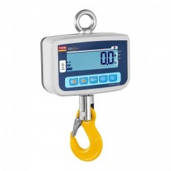 Waga hakowa - 1000 kg / 500 g - legalizacja TEM 10200012 CEKO+LCD1000V-BB