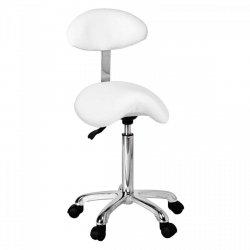 Krzesło siodłowe Physa Relaxy białe PHYSA 10040040 Relaxy-4040