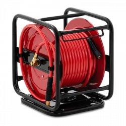 Wąż ciśnieniowy - zwijacz - 30 m + 1,2 m MSW 10060833 MSW-HR30P