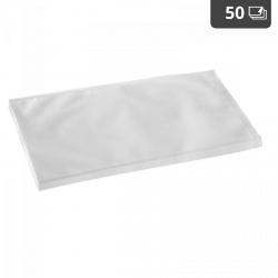 Worki moletowane do pakowania próżniowego - 50 szt. - 30 x 40 cm ROYAL CATERING 10010678 RCVB-30X40-50