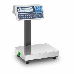 Waga sklepowa - 60 kg (20 g) / 120 kg (50 g) - LCD - legalizacja TEM 10200058 BE2TA028X0350120-B1