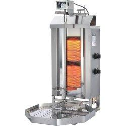 Gyros, kebab, grill gazowy, POTIS, GD-2, STALGAST 777520 777520