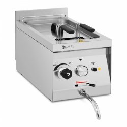 Warnik do makaronu - 2 kosze 10L 3500W RC-PM610T Royal Catering 10011756