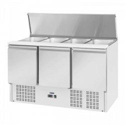 Stół chłodniczy - 137 x 70 cm ROYAL CATERING 10010921 RCSA-S368