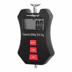 Waga hakowa - 200 kg / 0,1 kg - LCD STEINBERG 10030360 SBS-KW-200C
