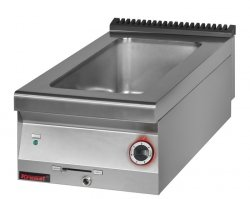 Bemar elektryczny  450x900x280 mm KROMET 900.BE-1 900.BE-1