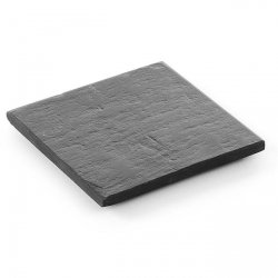 Płyta łupkowa - podstawka, 100x100 mm HENDI 423646 423646