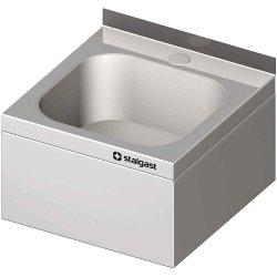 Umywalka zabudowana 400x410x240 mm STALGAST 610001 610001