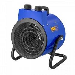 Nagrzewnica elektryczna - 3000W - okrągła MSW 10060847 MSW-TTEH-3000