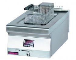 Frytkownica elektryczna  400x700x280 mm KROMET 700.FE-10f 700.FE-10f