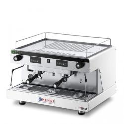 Ekspres do kawy HENDI Top Line by Wega 2-grupowy elektroniczny, biały HENDI 208939 208939