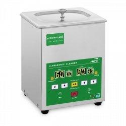 Myjka ultradźwiękowa - 2 litry - 60 W - Memory Quick Eco ULSONIX 10050022 PROCLEAN 2.0 ECO