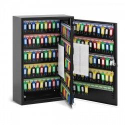 Szafka na klucze - metalowa - 200 haczyków - 200 zawieszek ST-KB-200 STAMONY 10240032 10240032