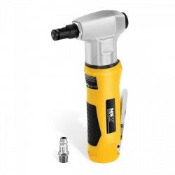Nóż pneumatyczny do cięcia blachy - 3800 ud./min - 6,3 bar MSW 10060419 MSW-AN16GB