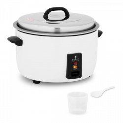 Urządzenie do gotowania ryżu - 19 litrów ROYAL CATERING 10011540 RCRK-19L