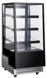 Witryna chłodnicza 3-półkowa 650 l HENDI 233320 233320