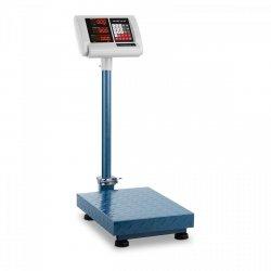 Waga platformowa - 100 kg / 10 g - składana - funkcja zapisywania STEINBERG 10030326 SBS-PF-100/10B